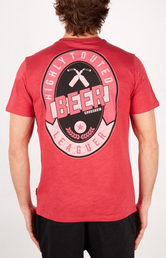 Gongshow Beer League Call Up T-Shirt
