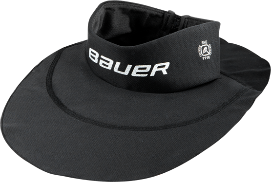 Bauer NG NLP22 Premium Neck Guard BIB Senior - HockeySupremacy.com