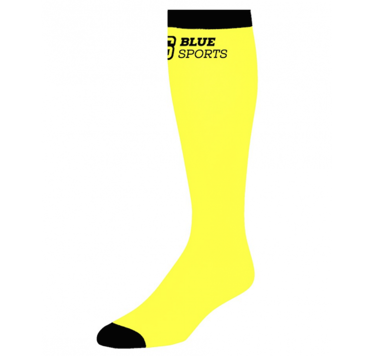 Blue Sports Pro-Skin Socks