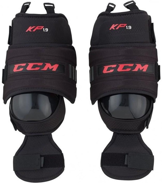CCM 1.9 Intermediate Goalie Knee Protector