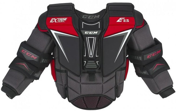 CCM Extreme Flex Shield E2.5 Youth Goalie Chest Protector