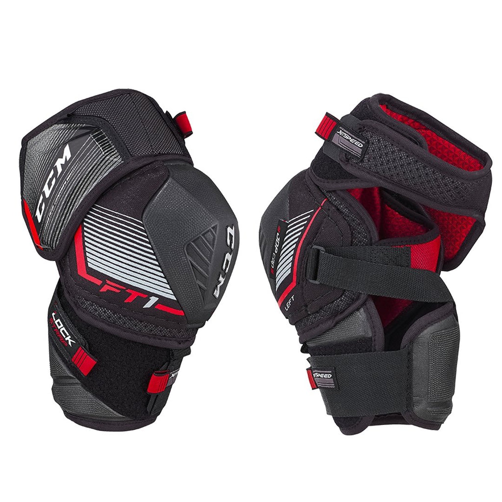 CCM JetSpeed FT1 Senior Elbow Pads