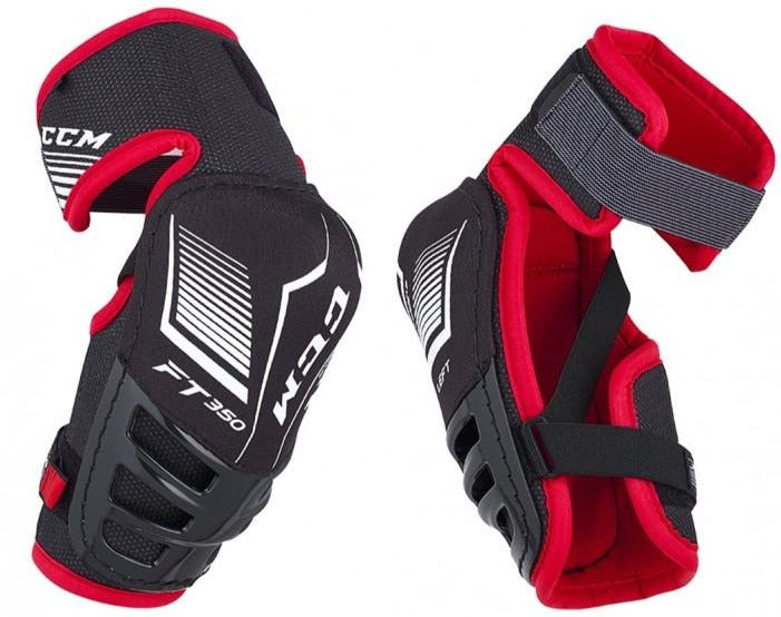 CCM JetSpeed FT350 Senior Elbow Pads
