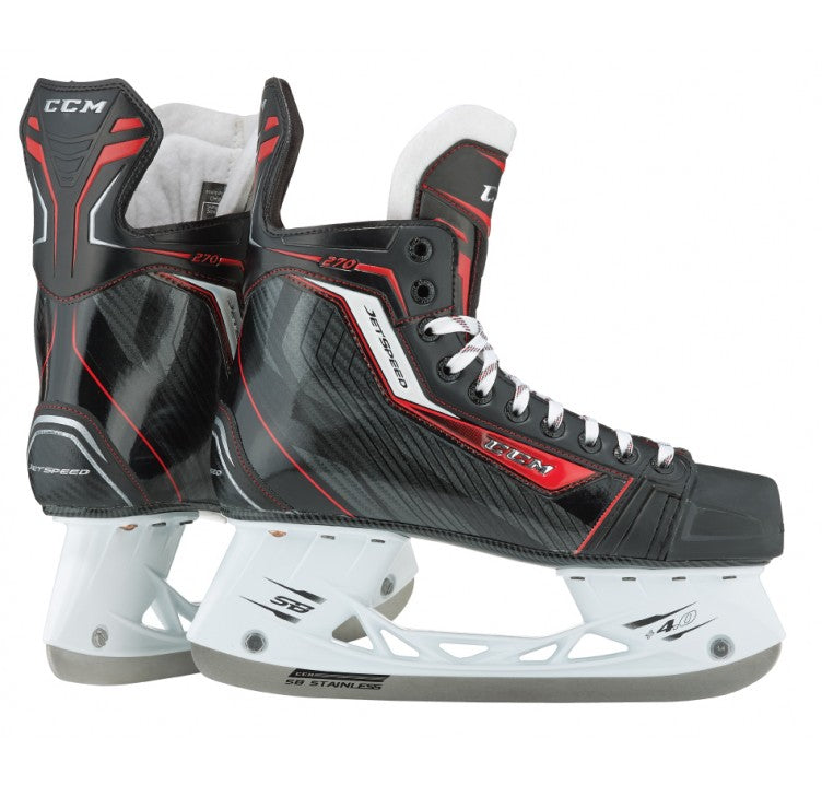 CCM JetSpeed 270 Youth Hockey Skates