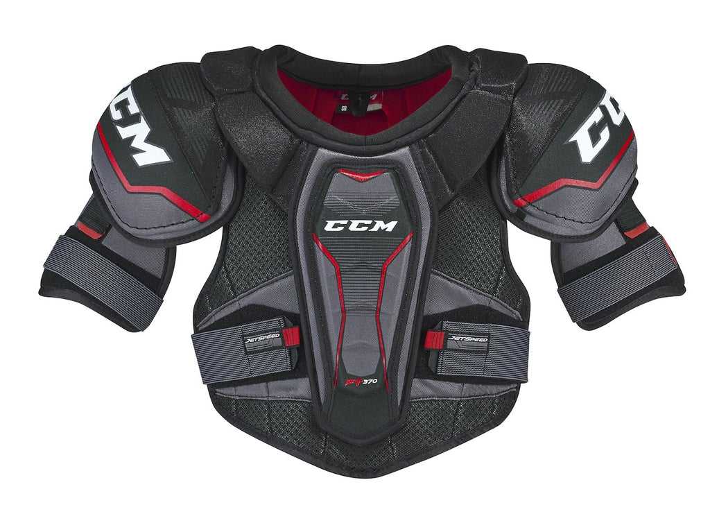 CCM JetSpeed FT370 Senior Shoulder Pads