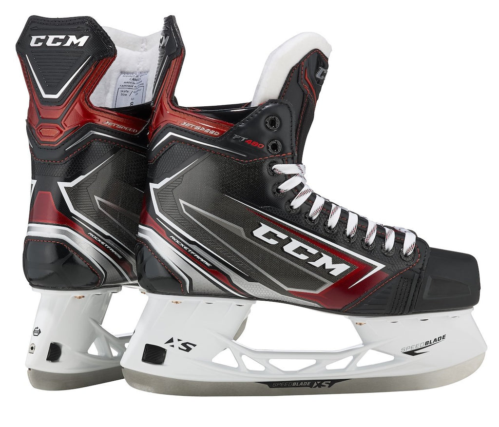 CCM JetSpeed FT480 Junior Hockey Skates