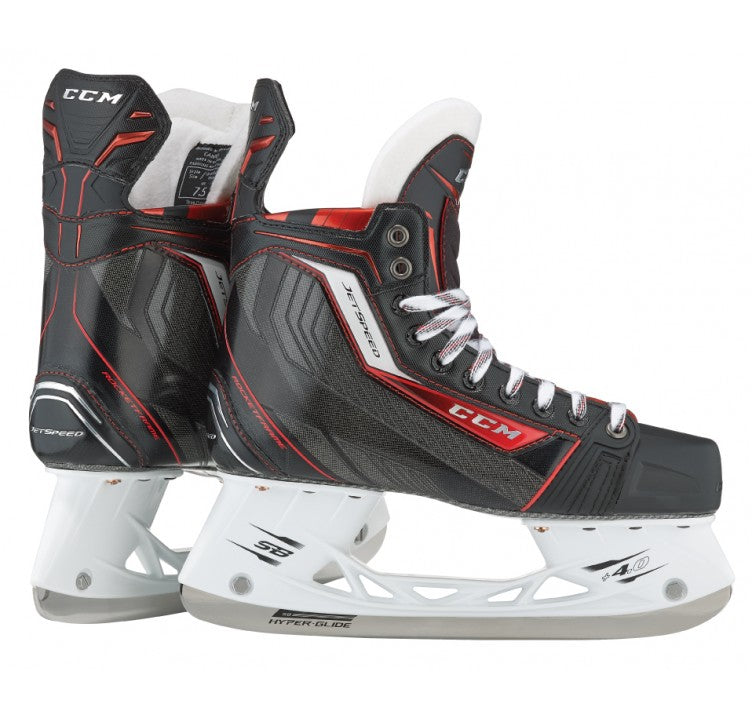 CCM JetSpeed Youth Hockey Skates