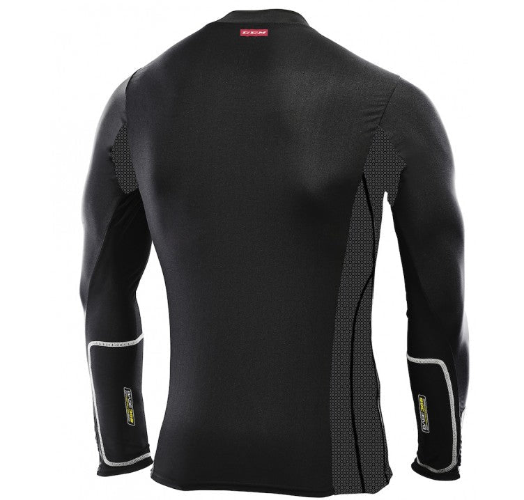 CCM Pro 360 Compression Long-Sleeve Boys Top