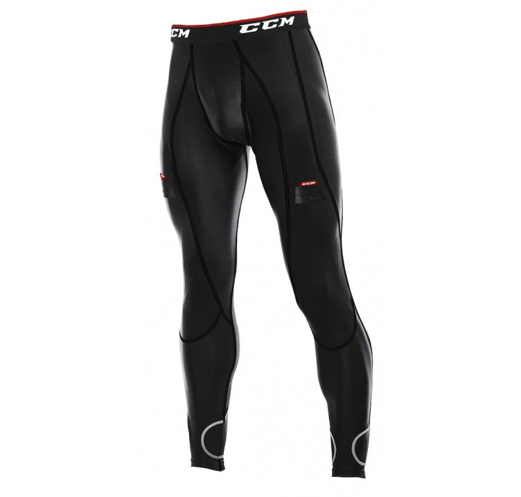CCM Compression Pro Boys Pant with Jock/Tabs