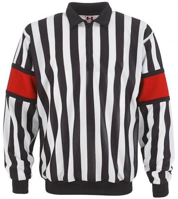 CCM Pro Referee Jersey 150S with Armbands