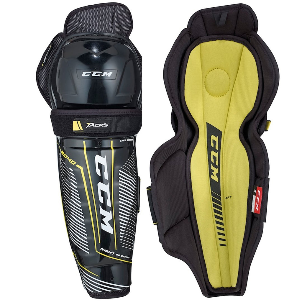 CCM Tacks 9040 Senior Shin Guards