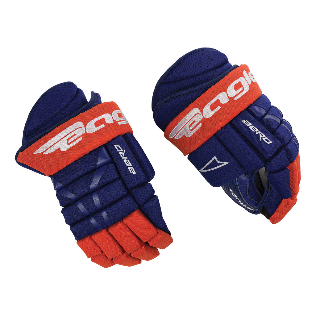 Eagle Aero Custom Pro Hockey Gloves Senior