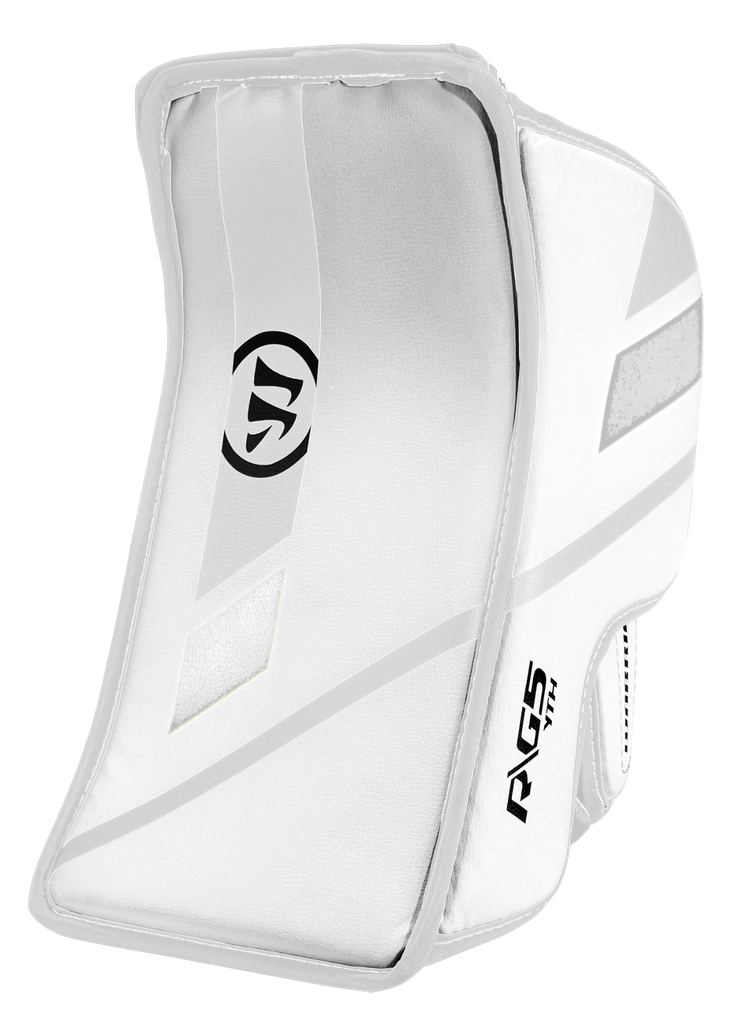 Warrior Ritual G5 Youth Goalie Blocker