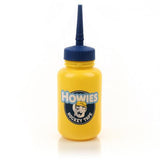 Howies Water Bottle 1L Long Straw Yellow (Logo)