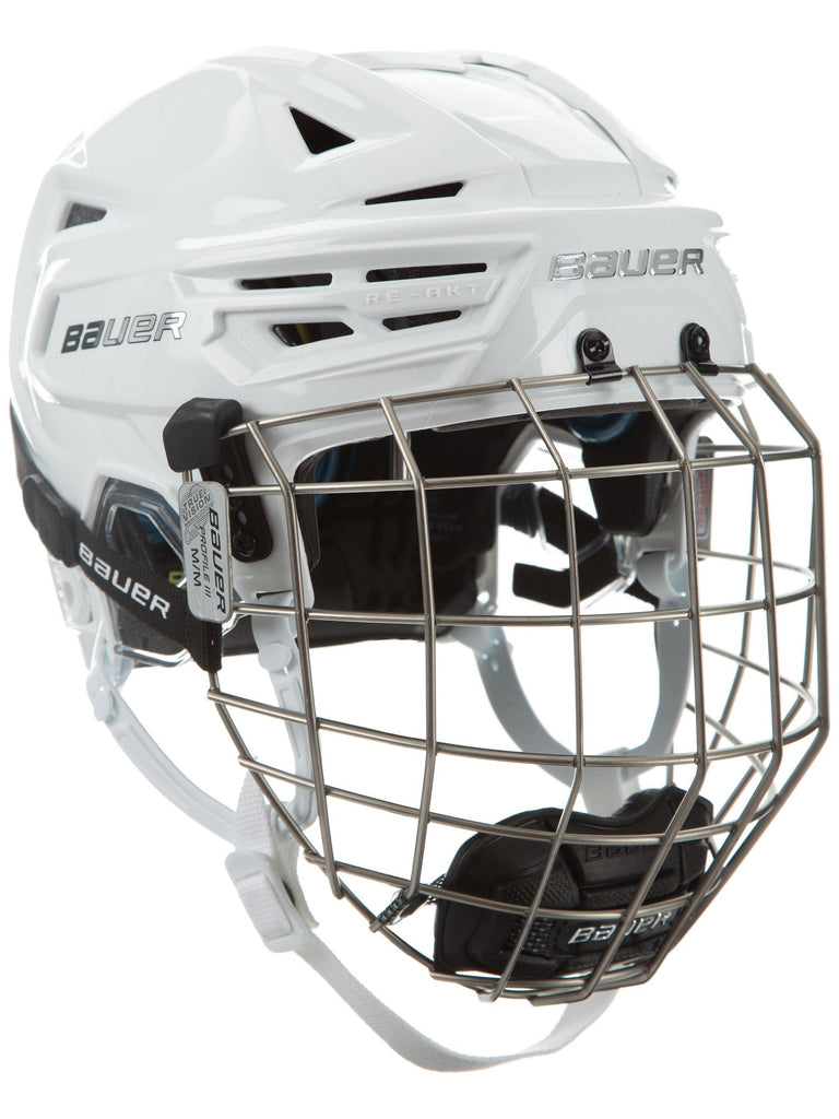 Bauer Re-Akt 150 Combo Hockey Helmet