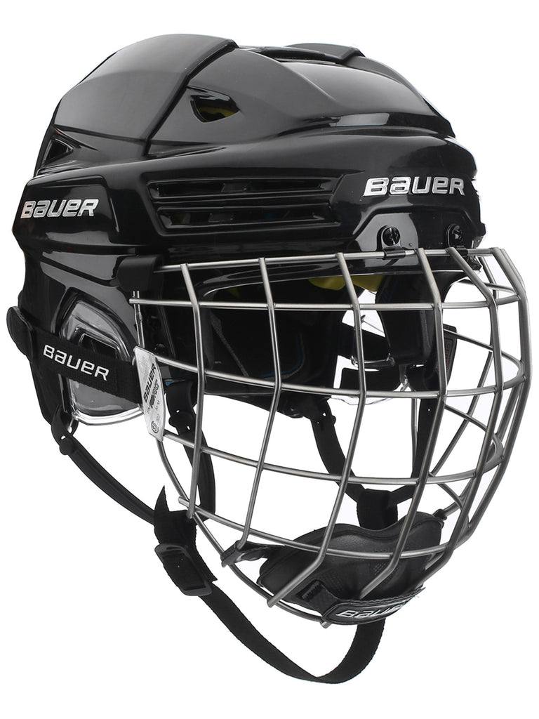 Bauer Re-Akt 200 Combo Hockey Helmet