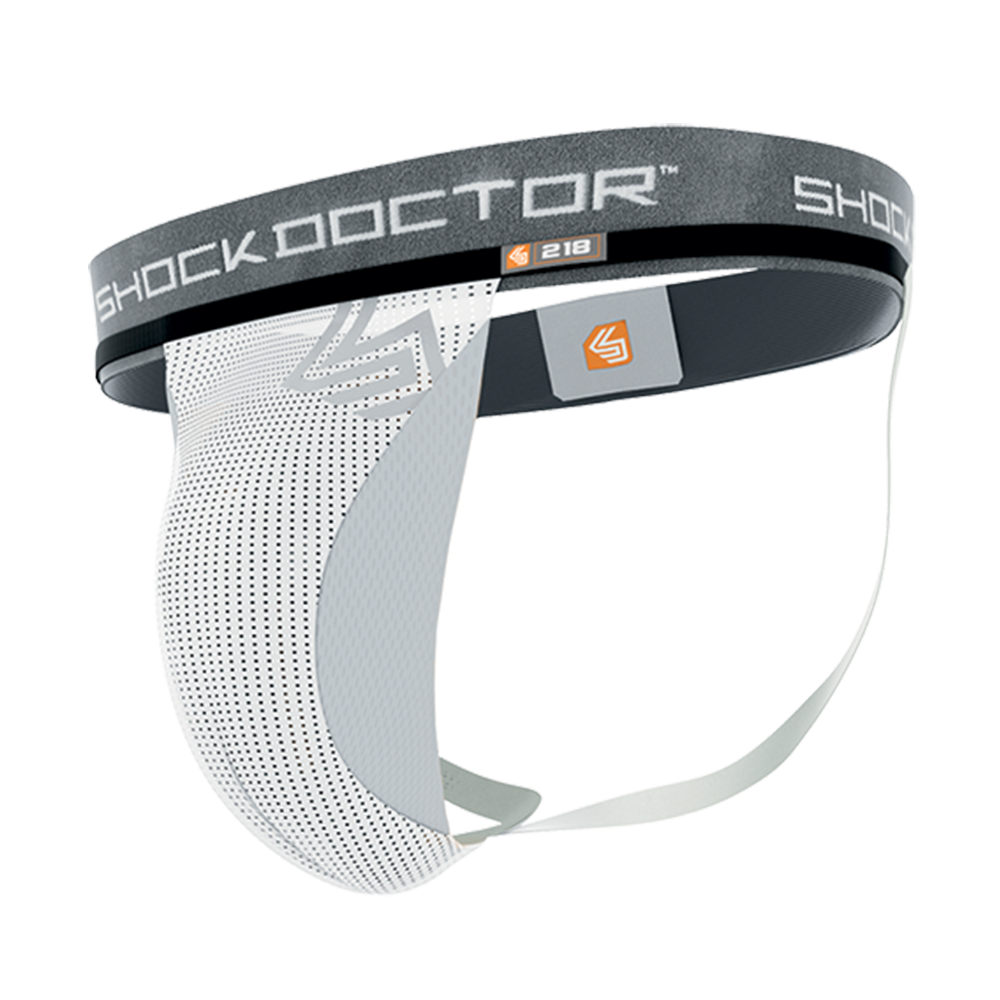 Shock Doctor Core Supporter with Cup Pocket - HockeySupremacy.com