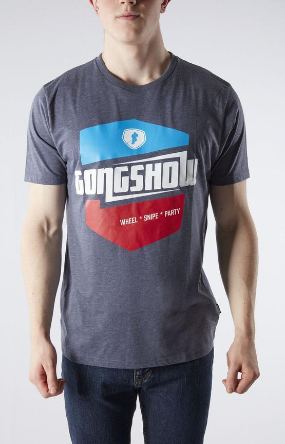 Gongshow Switch Up The Lines T-Shirt