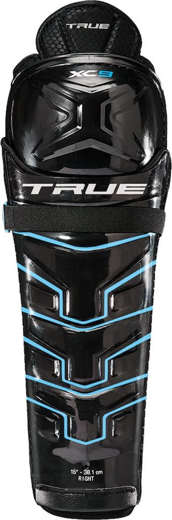 True XC9 Junior Shin Guards