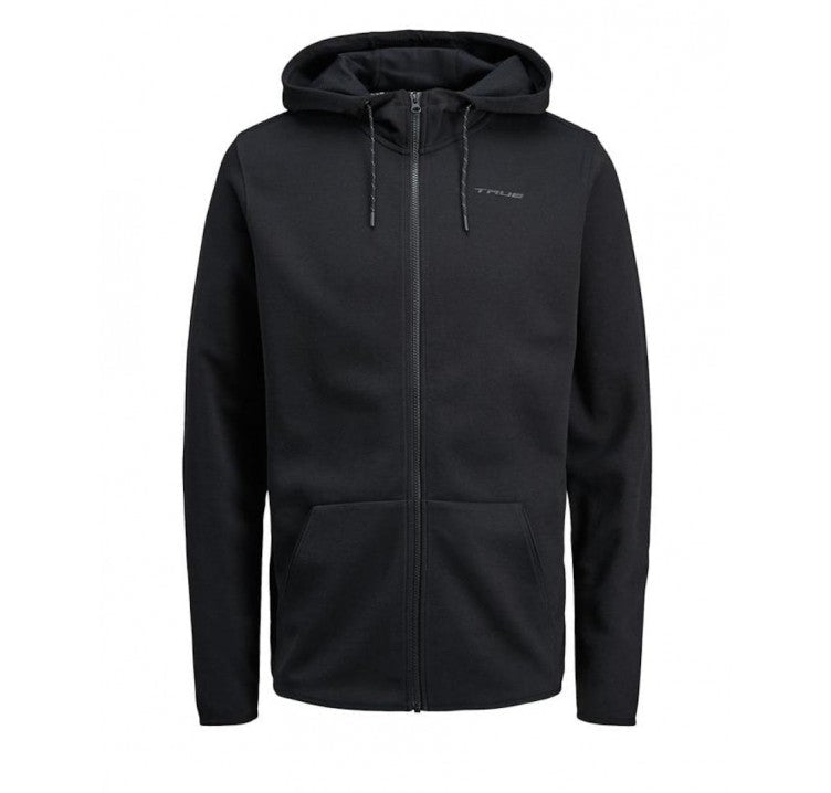 True Hockey x Jack & Jones Nordic Sweater Zip Hood