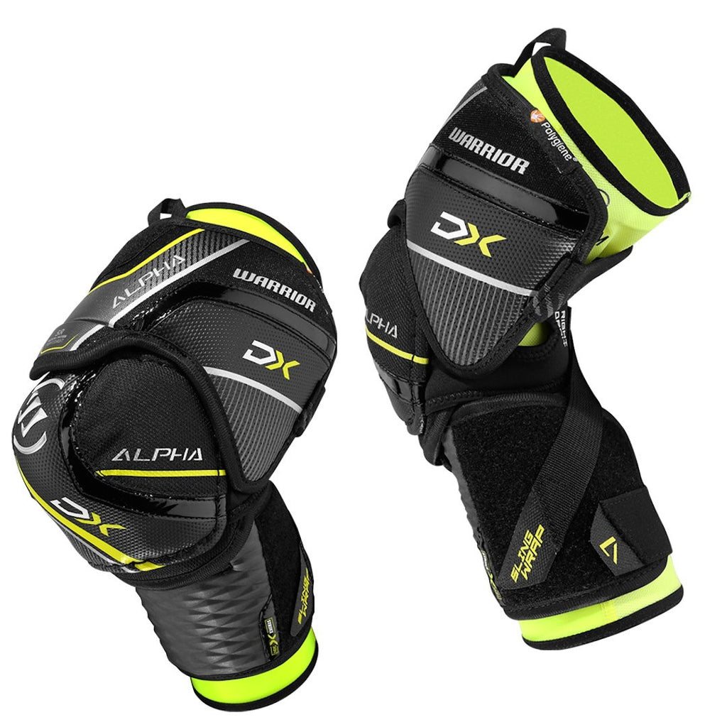 Warrior Alpha DX Junior Elbow Pads