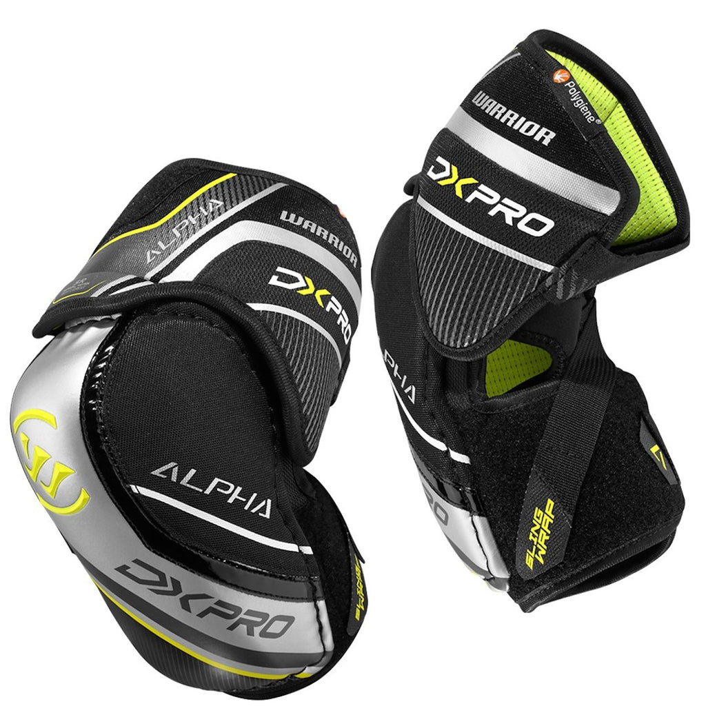 Warrior Alpha DX Pro Junior Elbow Pads