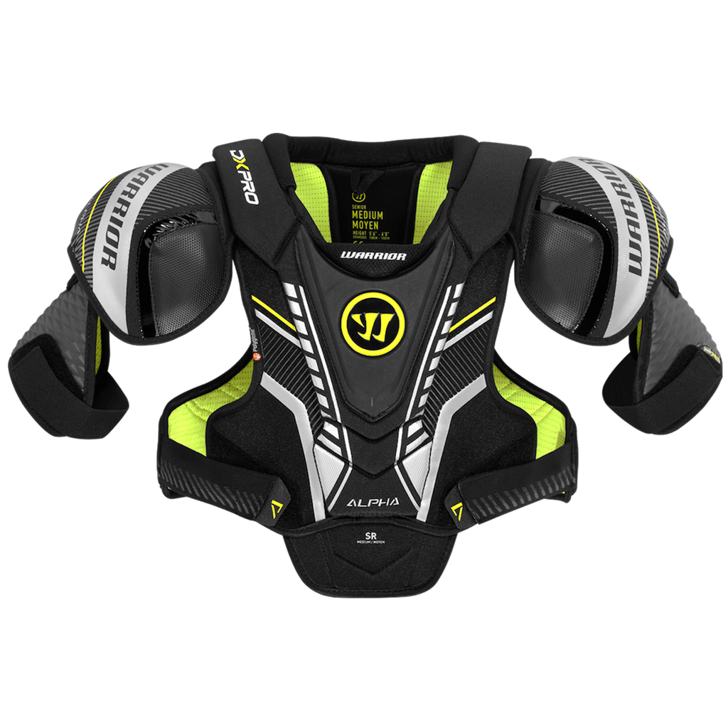 Warrior Alpha DX Pro Junior Shoulder Pads