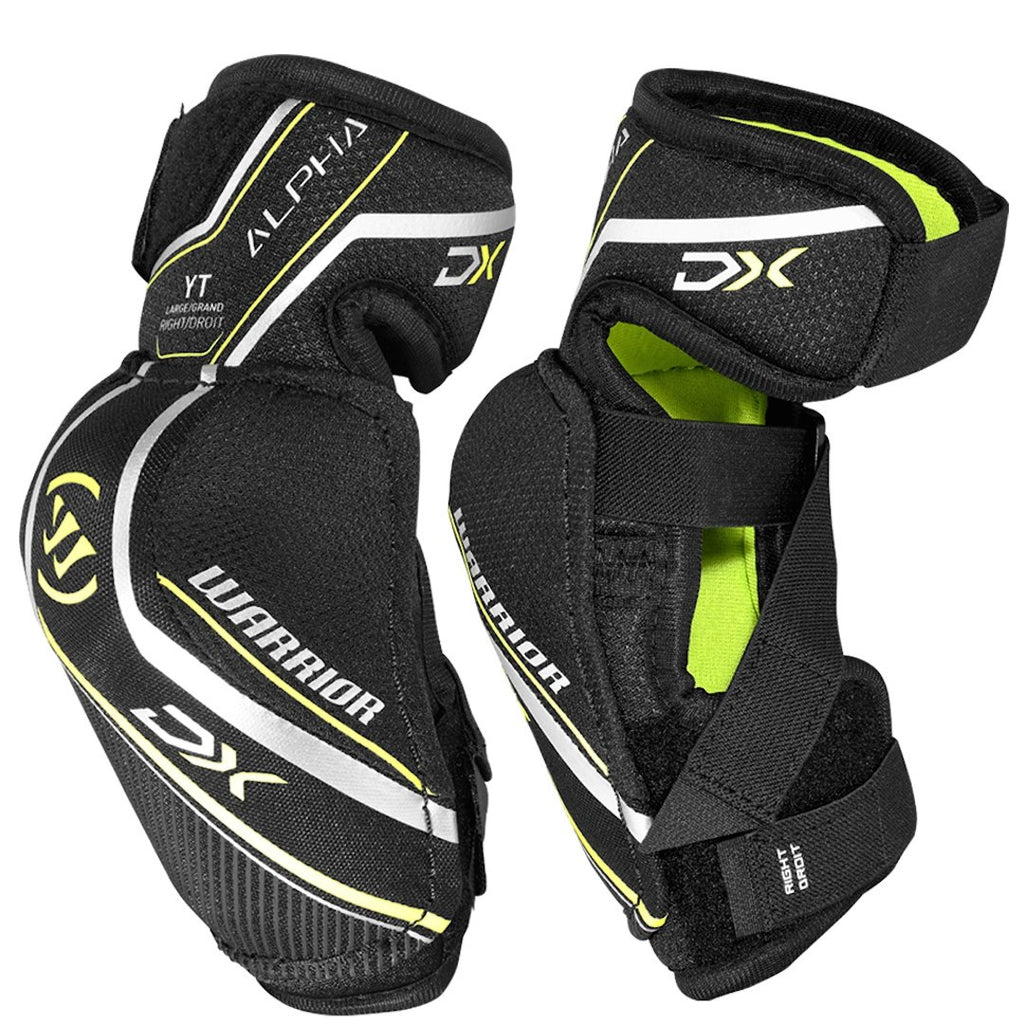 Warrior Alpha DX Youth Elbow Pads