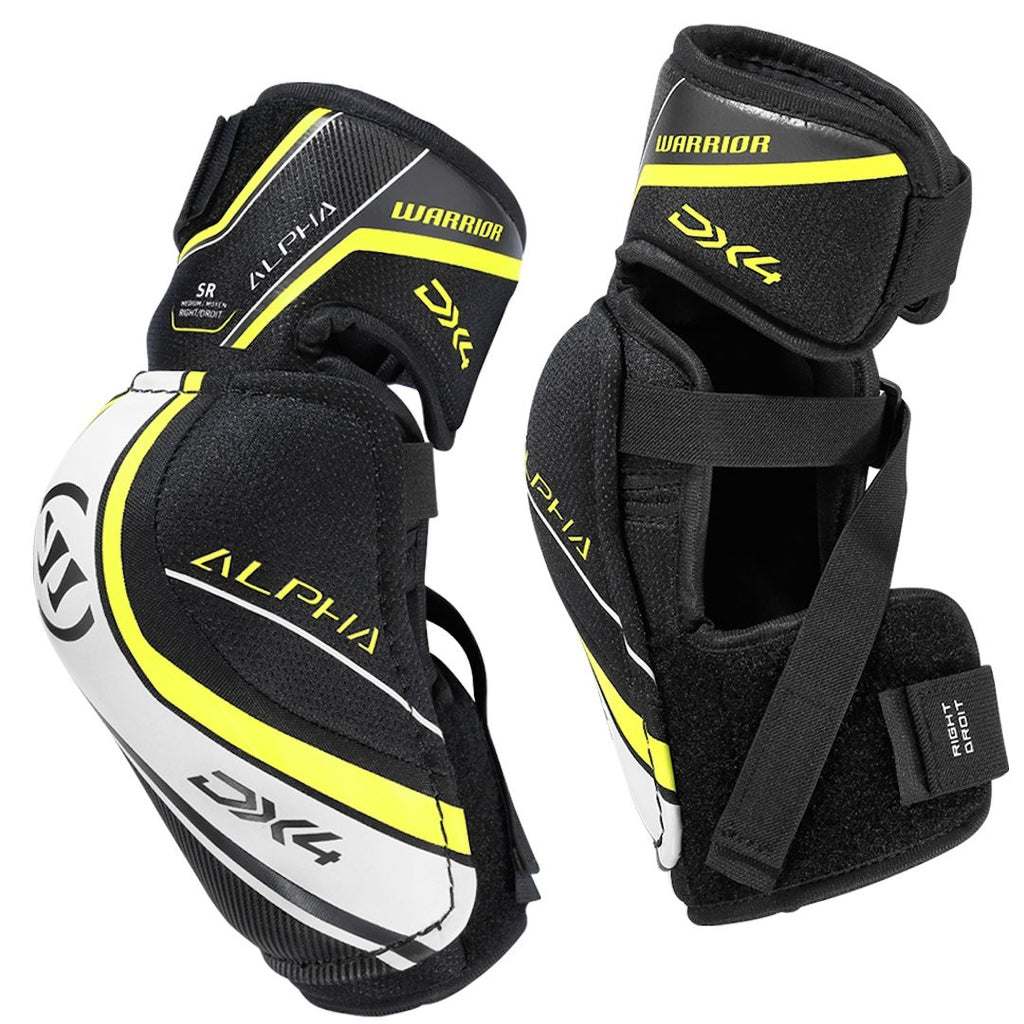 Warrior Alpha DX4 Senior Elbow Pads