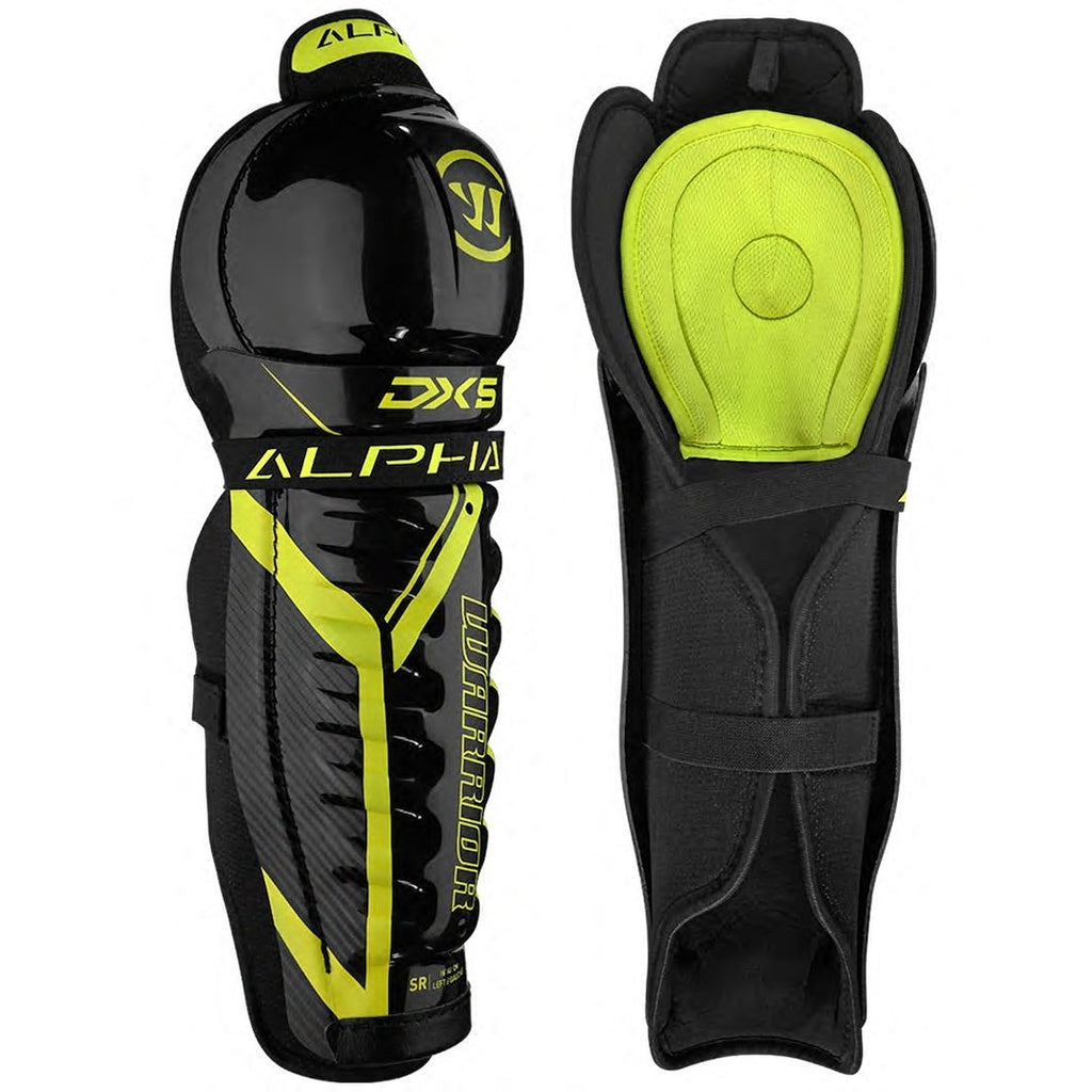Warrior Alpha DX5 Junior Shin Guards