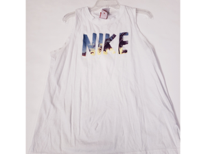 Nike Athletic Top Size Large