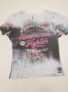American Fighter T-Shirt Size Extra Large