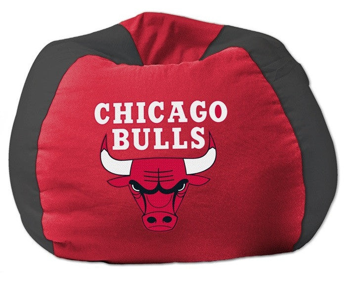 Chicago Bulls NBA Bean Bag Chair - Sports Fans Plus