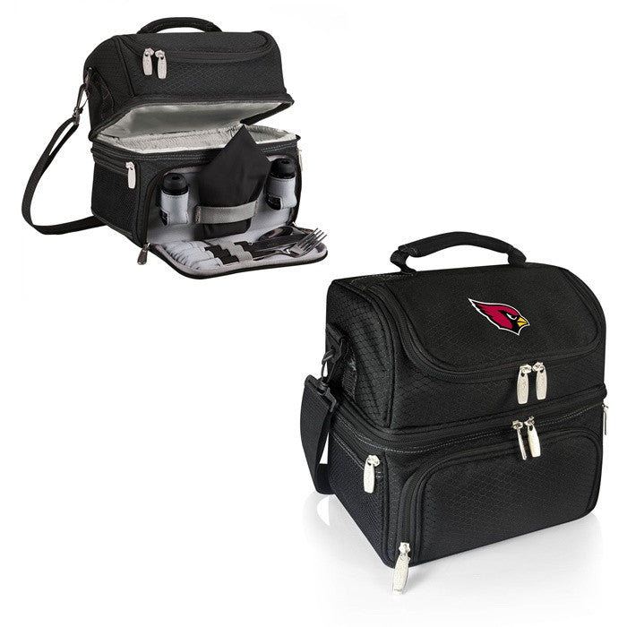 Arizona Cardinals NFL Black Pranzo Lunch Tote