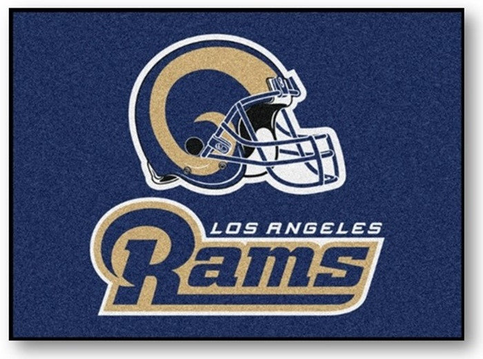Los Angeles Rams NFL All-Star Mat