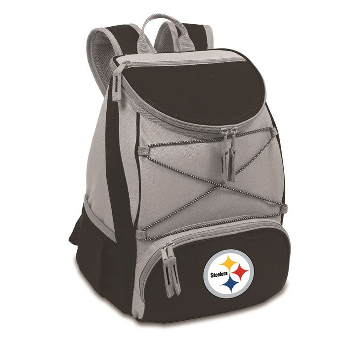 Pittsburgh Steelers NFL PTX Backpack Cooler - Sports Fans Plus