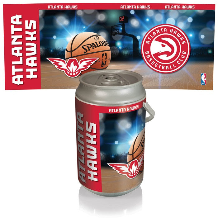 Atlanta Hawks NBA Mega Can Cooler