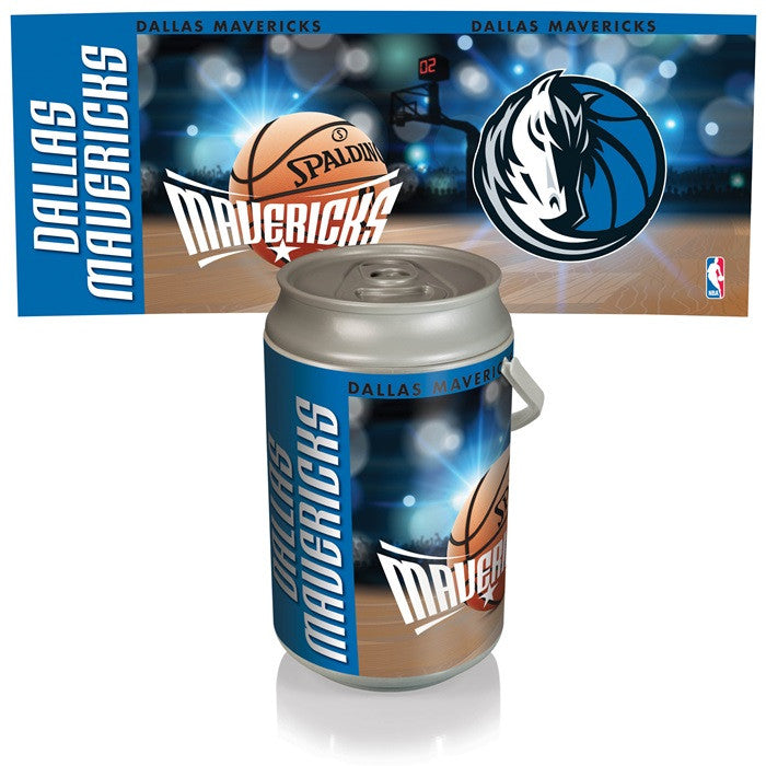 Dallas Mavericks NBA Mega Can Cooler