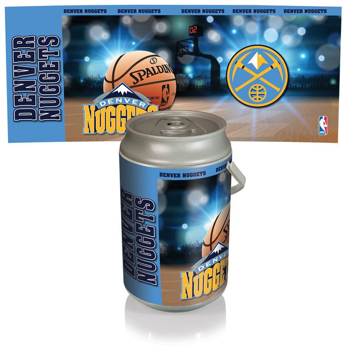 Denver Nuggets NBA Mega Can Cooler