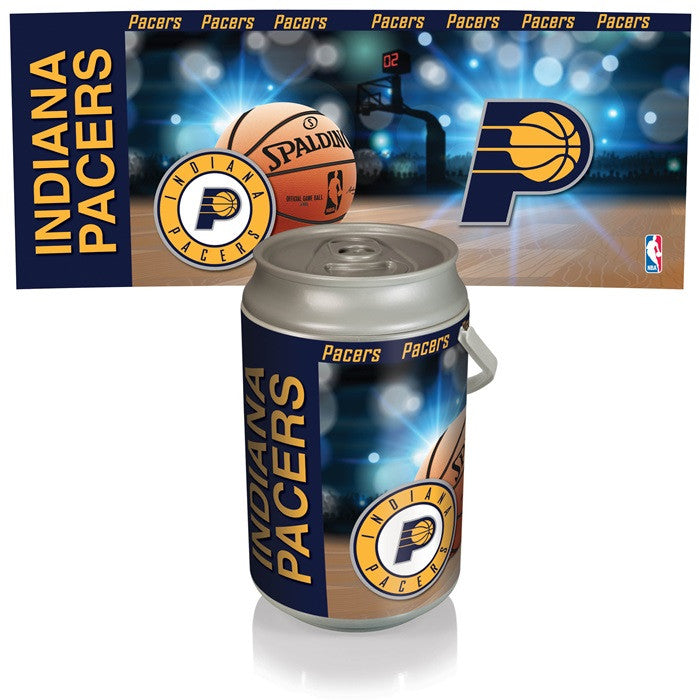Indiana Pacers NBA Mega Can Cooler - Sports Fans Plus