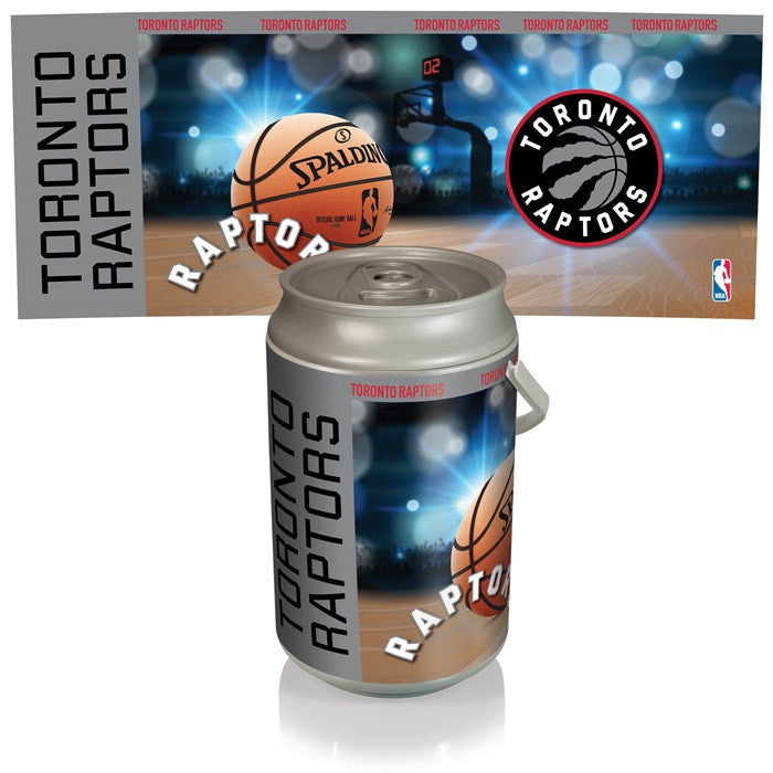 Toronto Raptors NBA Mega Can Cooler - Sports Fans Plus