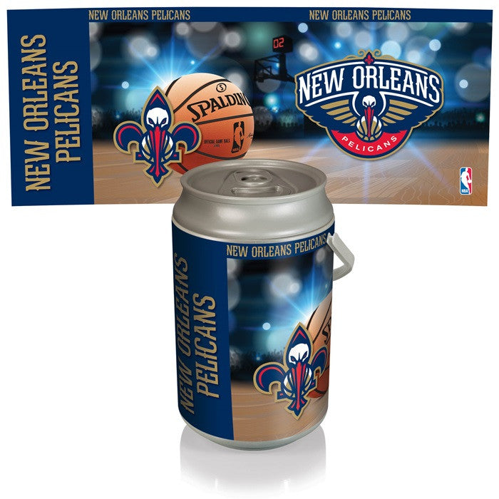 New Orleans Pelicans NBA Mega Can Cooler