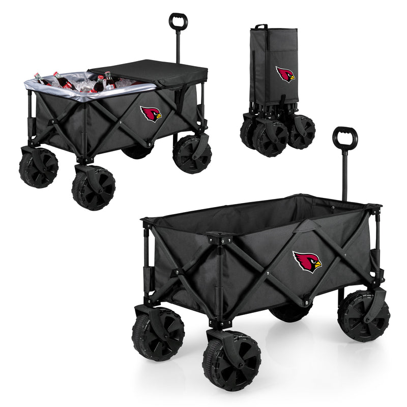 Arizona Cardinals NFL Adventure Wagon