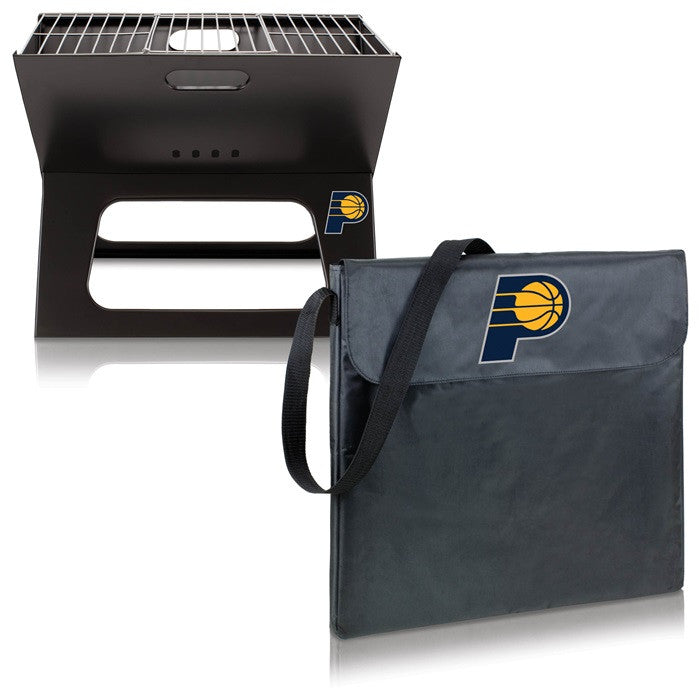 Indiana Pacers NBA X-Grill