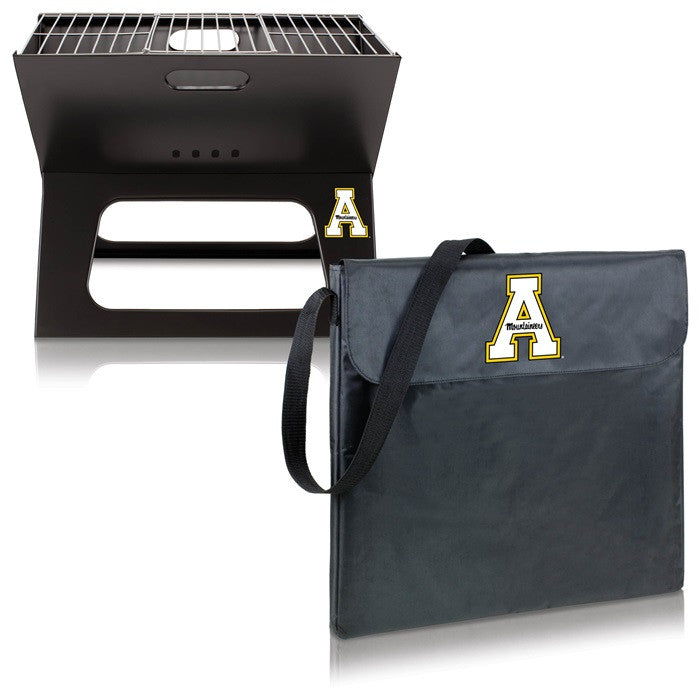Appalachian State Mountaineers X-Grill - Sports Fans Plus