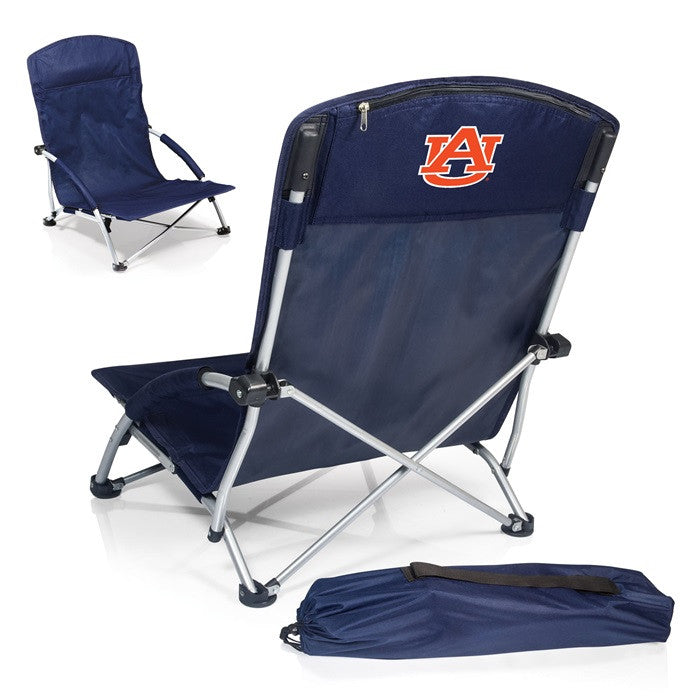 Auburn Tigers Tranquility Beach Chair - Sports Fans Plus