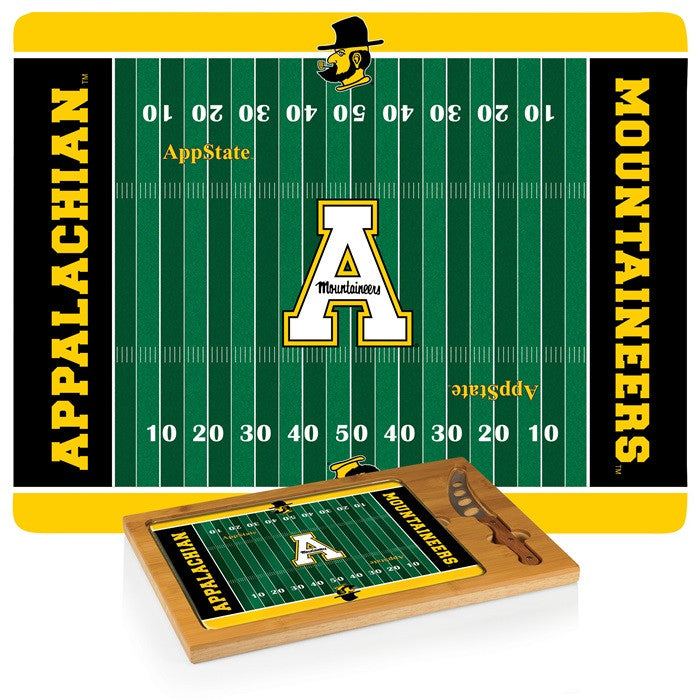 Appalachian State Mountaineers Icon Cheese Board - Sports Fans Plus