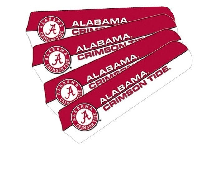 Alabama Crimson Tide 42-Inch Ceiling Fan Blade Set - SportsFansPlus.com