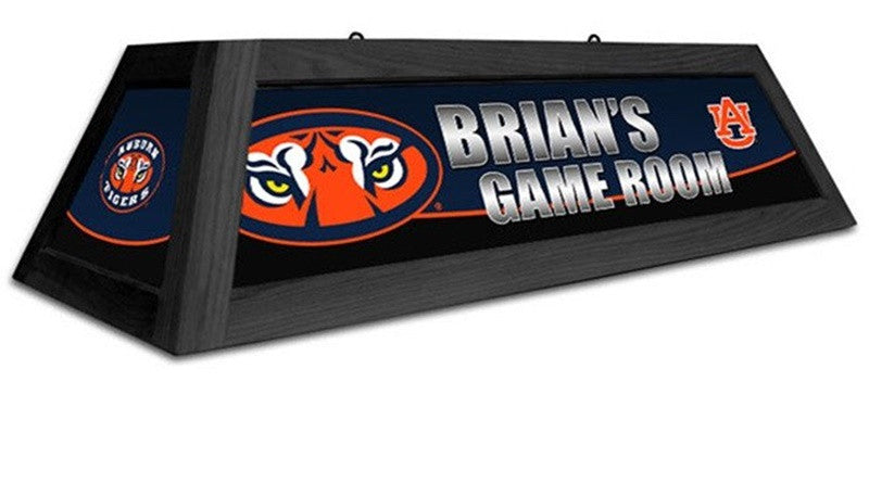 Auburn Tigers Customizable Game Table Lamp - Sports Fans Plus