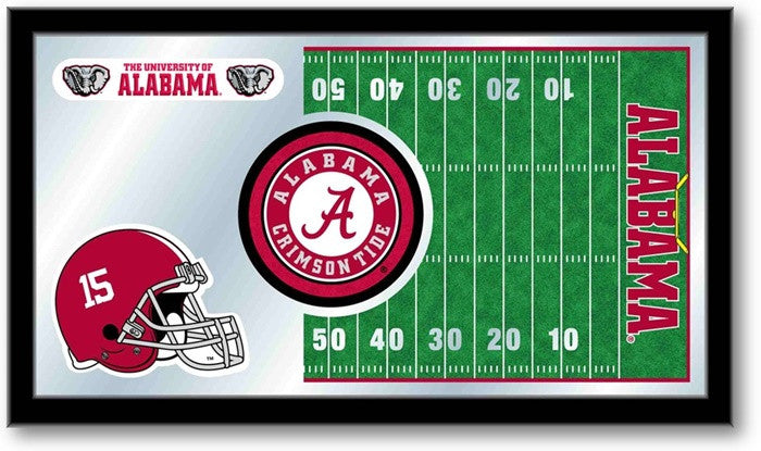 Alabama Crimson Tide D1 Football Team Sports Mirror - SportsFansPlus.com